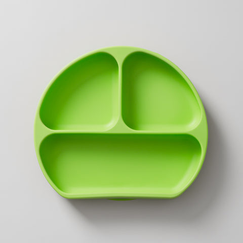Nibble Plate - GREEN