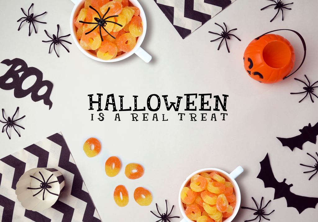 Trick or Treat this Halloween with Amazing Range of Candy and Chocolates