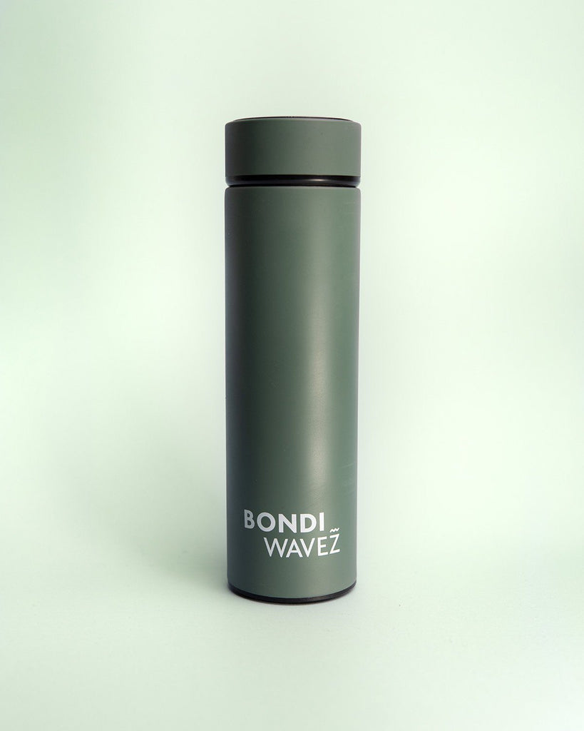 Bondi Wavez Temp Bottle 500ml Bottle Khaki