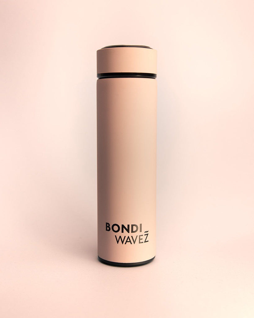 Bondi Wavez Temp Bottle 500ml Bottle Pink gin