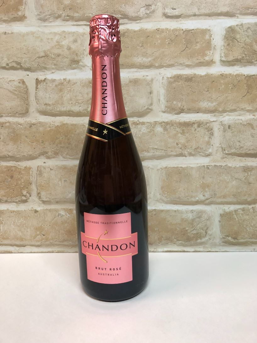 750 ml Chandon Brut Rose' Sparkling