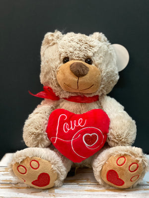Brown Love Bear