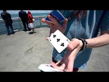 Load and play video in Gallery viewer, Modern Feel Jerry's Nuggets (Blue/Red) Playing Cards