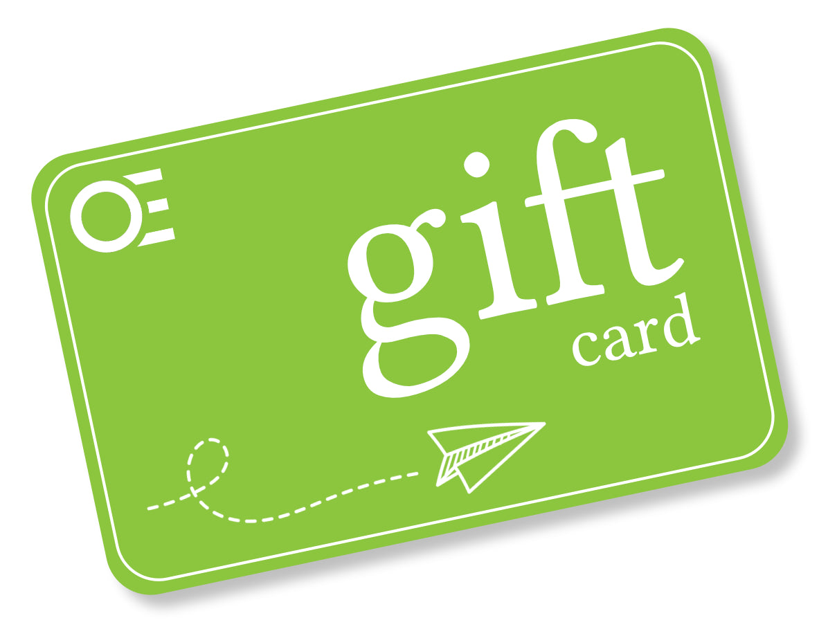 Gift card, the perfect gift for any occasion