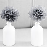 Grey Stemmed Wood Flowers