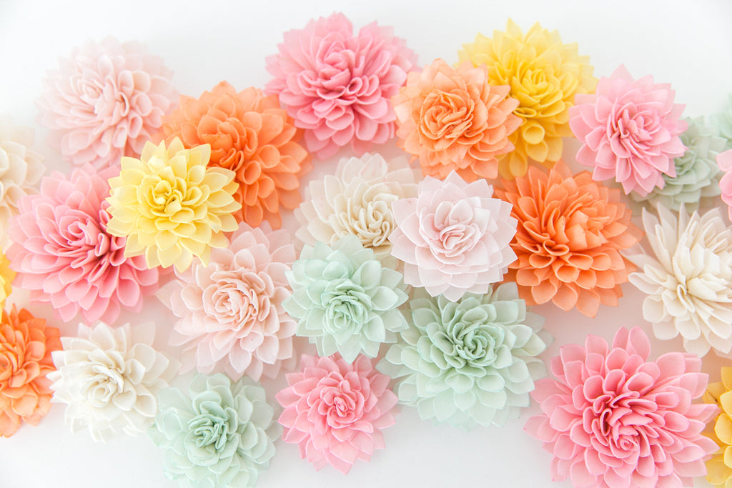 Soft sherbet collection artificial flowers wooden flowers soft sherbet collection artificial flowers wooden flowers wedding decorations wedding flowers junglespirit
