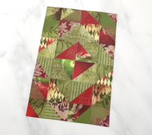 Load image into Gallery viewer, Season's Greetings Tea Towel