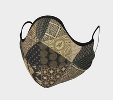 Load image into Gallery viewer, Butterflies & Bees Face Mask
