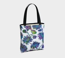Load image into Gallery viewer, Tropical Blooms Urban Tote Bag