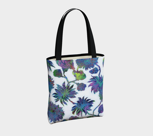 Tropical Blooms Urban Tote Bag