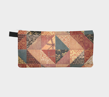 Load image into Gallery viewer, Dragonfly Pencil Case