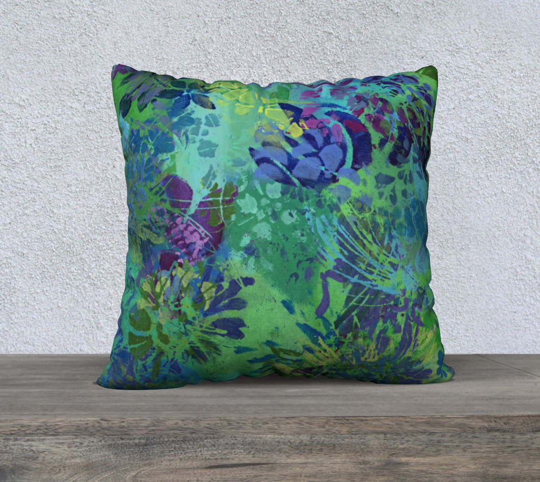 Abundance Pillow Case 22