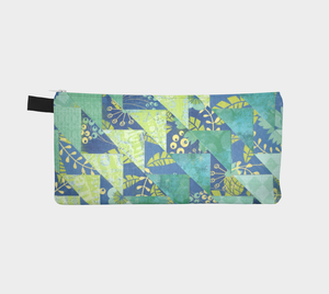 Blue Lagoon Pencil Case