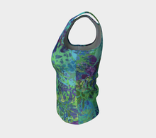 Load image into Gallery viewer, Abundance Fitted Tank Top - Regular