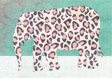 Load image into Gallery viewer, Roncy Elephant - Pink