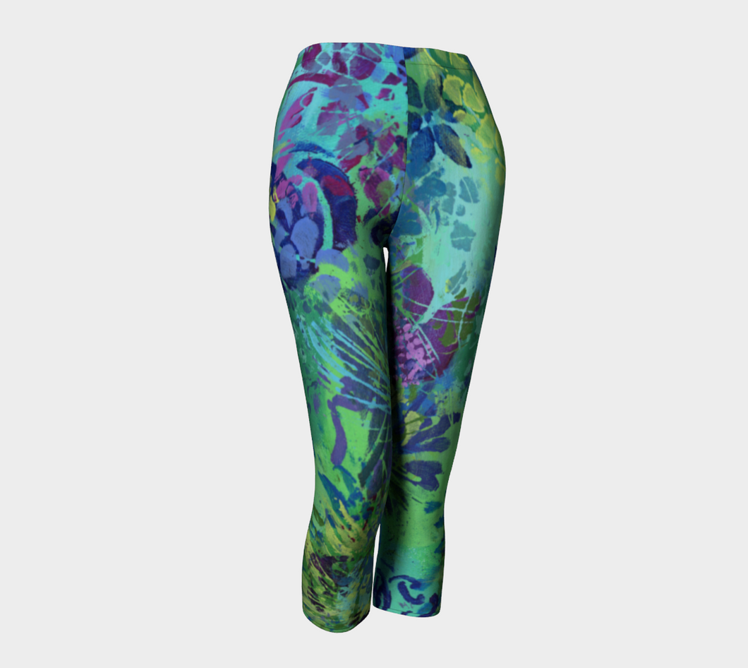 Abundance Capri Leggings