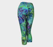 Load image into Gallery viewer, Abundance Yoga Capris