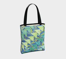 Load image into Gallery viewer, Blue Lagoon Urban Tote Bag