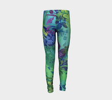 Load image into Gallery viewer, Abundance Youth Leggings