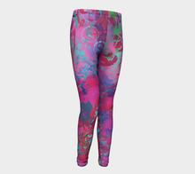 Load image into Gallery viewer, Summer Splendour - Youth Leggings