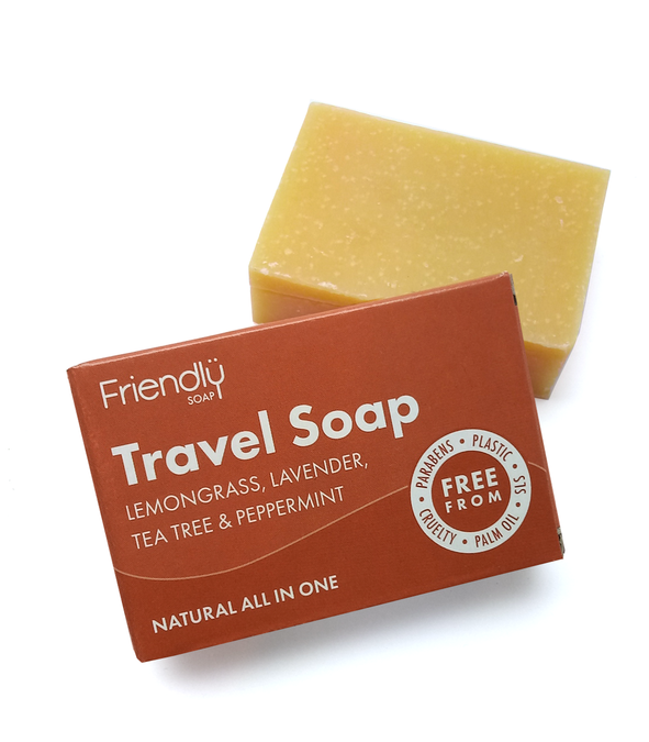 All-in-One Travel Soap