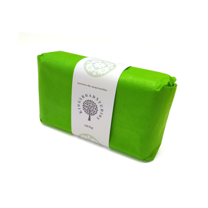 Green Apple Fragrance French Soap in Colour Packaging