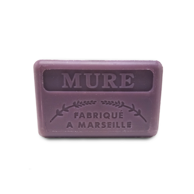 French Soap Blackberry Fragrance Savon De Marseille