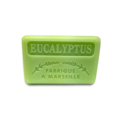 French Soap Eucalyptus Fragrance Savon De Marseille