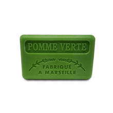 Load image into Gallery viewer, French Soap Green Apple Fragrance Savon De Marseille