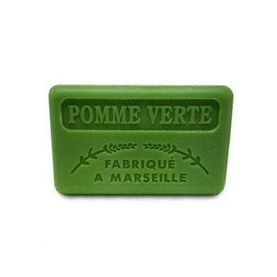 French Soap Green Apple Fragrance Savon De Marseille