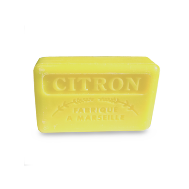 French Soap Lemon Fragrance Savon De Marseille