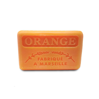 French Soap Orange Fragrance Savon De Marseille