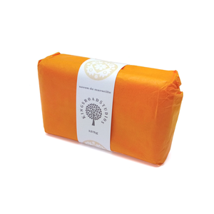 Orange Fragrance French Soap in Colour Packaging