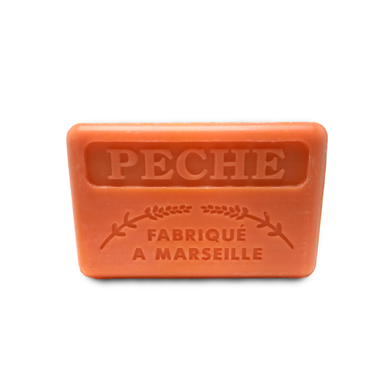 French Soap Peach Fragrance Savon De Marseille