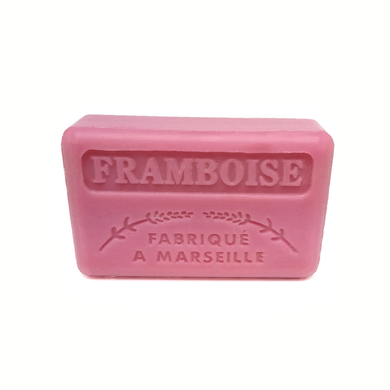 French Soap Raspberry Fragrance Savon De Marseille