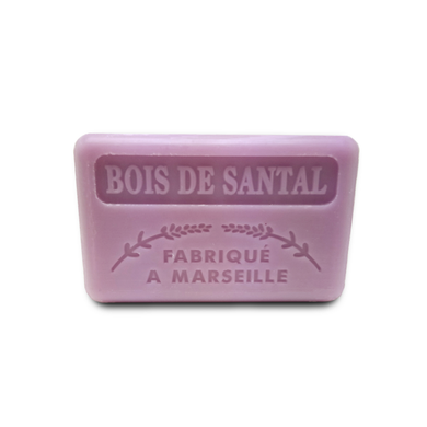 French Soap Sandalwood Fragrance Savon De Marseille
