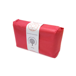 Strawberry Fragrance French Soap in Colour Packaging