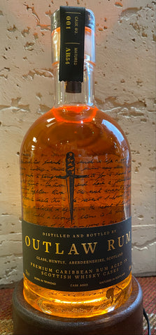 "Outlaw Rum ""Flagship"""