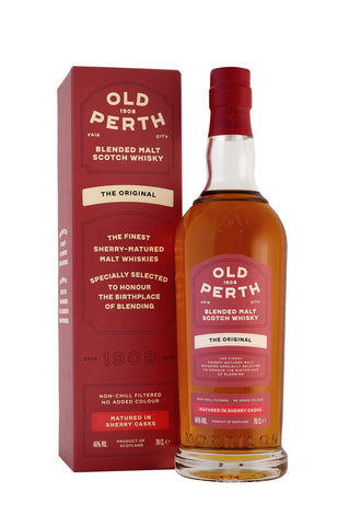 SALE: Old Perth Blended Scotch Whisky - Original (70cl, 46%)