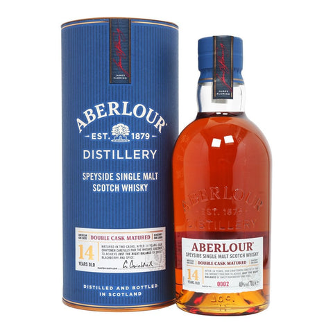 Aberlour 14 Year Old - Double Cask Matured Batch #0002 (70cl, 40%)
