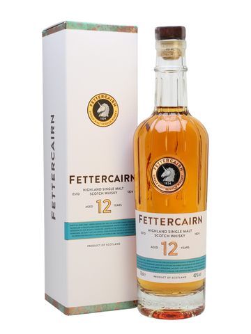 Fettercairn - 12 Year Old (70cl, 40%)