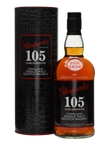 Glenfarclas 105 Cask Strength (70cl, 60%)