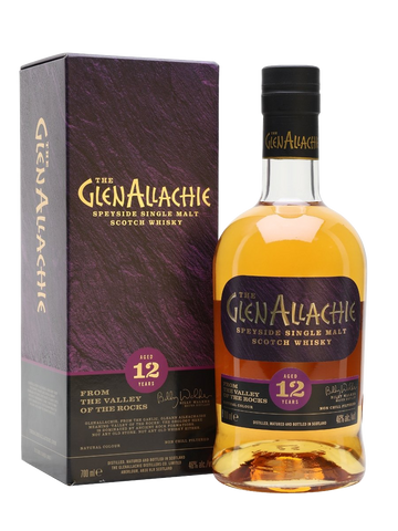 Glenallachie 12 Year Old (70cl, 46%)