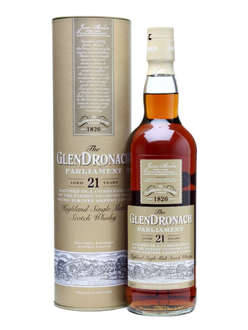 Glendronach - 21 Year Old Parliament (70cl, 48%)