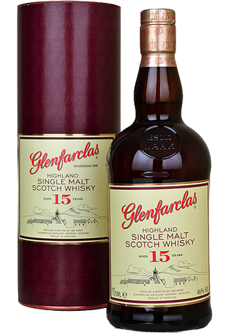 Glenfarclas 15 Year Old (70cl, 46%)
