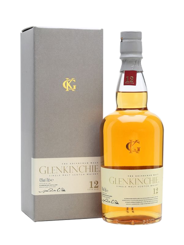 Glenkinchie - 12 Year Old (70cl, 43%)