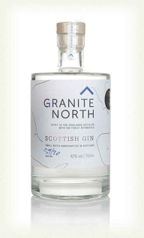 Granite North Scottish Gin (70cl, 42%)