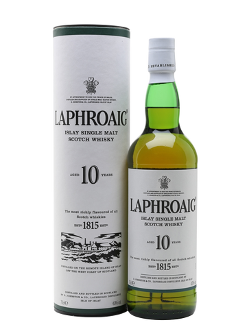 Laphroaig - 10 Year Old (70cl, 40%)