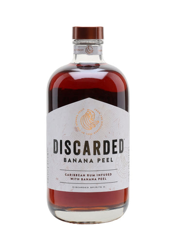 Discarded Banana Peel Rum (50cl, 37.5%)