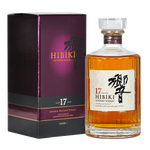 Suntory Hibiki Japanese Blended Whisky 17 Years Old (70cl, 43%)